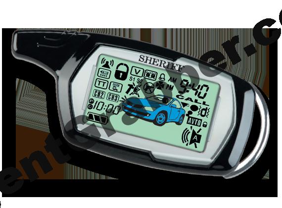 Кодграббер SHERIFF ZX 940