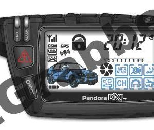 Кодграббер Pandora Ferrari (DXL 5000 ver. PRO+) NEW 2019